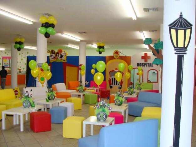 儿童主题餐厅效果图