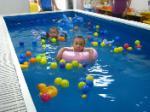 婴儿游泳馆效果图5