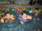 婴儿游泳馆效果图7