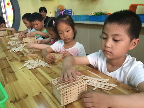 创意木工坊 - 游乐项目 - 儿童乐园|儿童乐园加盟||奥